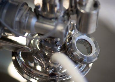Mezclador de 5 litros para i+d de producto