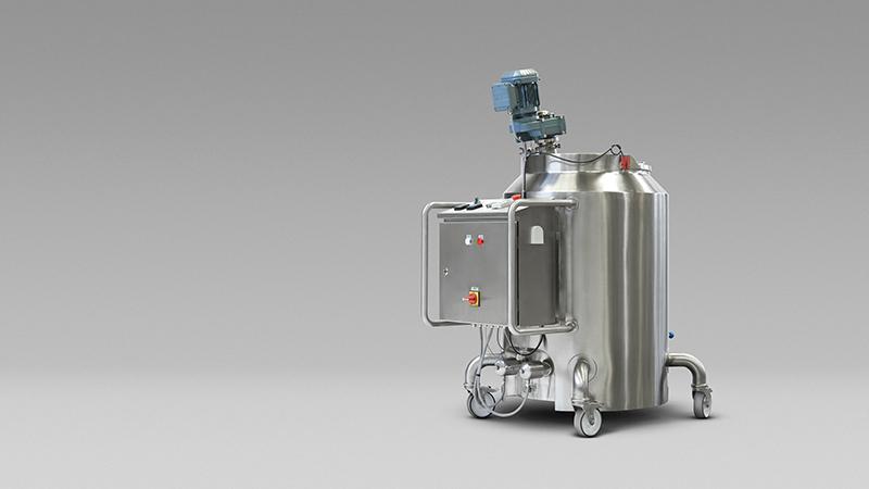 Mezclador de 130 litros