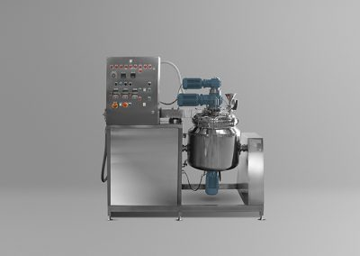 Mezclador de 100 litros para zona segura