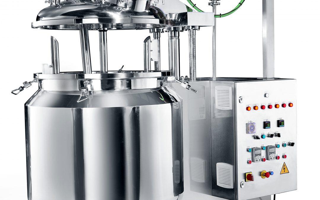 Mezclador de geles y semisólidos